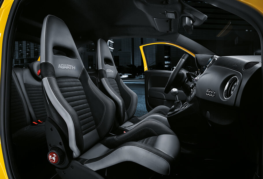 nuova abarth 595 competizione abarth. Black Bedroom Furniture Sets. Home Design Ideas